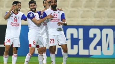صورة وكالة أنباء الإمارات – الشارقة يهزم باختاكور والوحدة يفوز على الريان في دوري أبطال آسيا