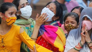 صورة وكالة أنباء الإمارات – 343144 إصابة جديدة بكورونا في الهند خلال الـ 24 ساعة الماضية