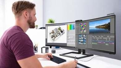 صورة كيف تجعل أي شاشة تعمل كشاشة ثانوية لحاسوبك؟