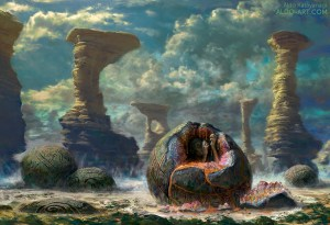 Geode by Aldo Katayanagi