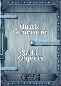 QG - Scifi objects cover thumb