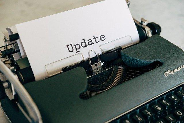 Update Publication Blog Smartphone  - viarami / Pixabay