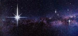 Universe Space Background Milky Way  - Shaun_F / Pixabay