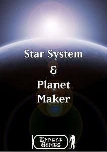 Star System & Planet Maker - Ennead Games