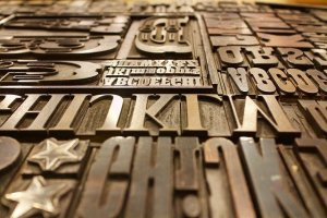 Printing Plate Letters Font Type  - Free-Photos / Pixabay