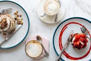 Pancakes Coffee Food Breakfast  - SkloStudio / Pixabay