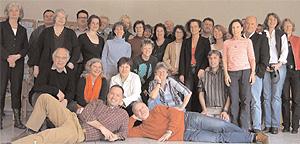 Teilnehmer beim EnneagarammlehrerInnentag 2007