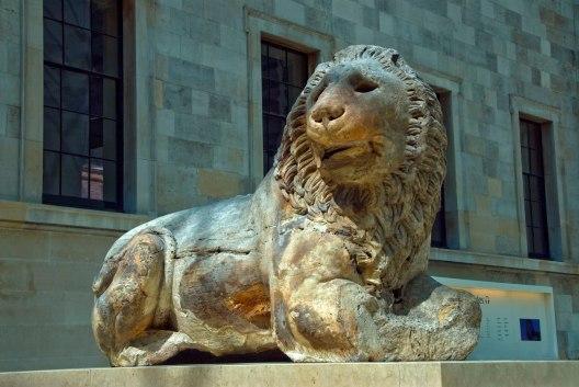 Ο Λέοντας της Κνίδου. Πηγή: Wikipedia