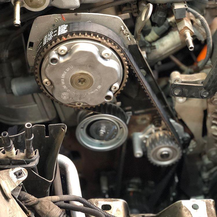 Timing Belt Pada Mobil, sumber ig fzgarage911