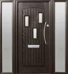 Doors retain its form and shape