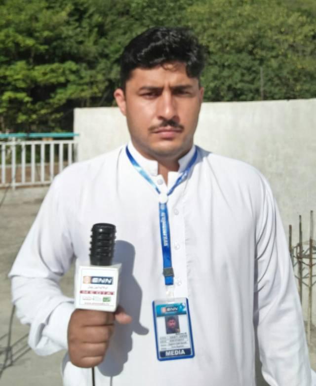 یہ خبر ساجد حسین ۔ نمائندہ enn نے ارسال کی