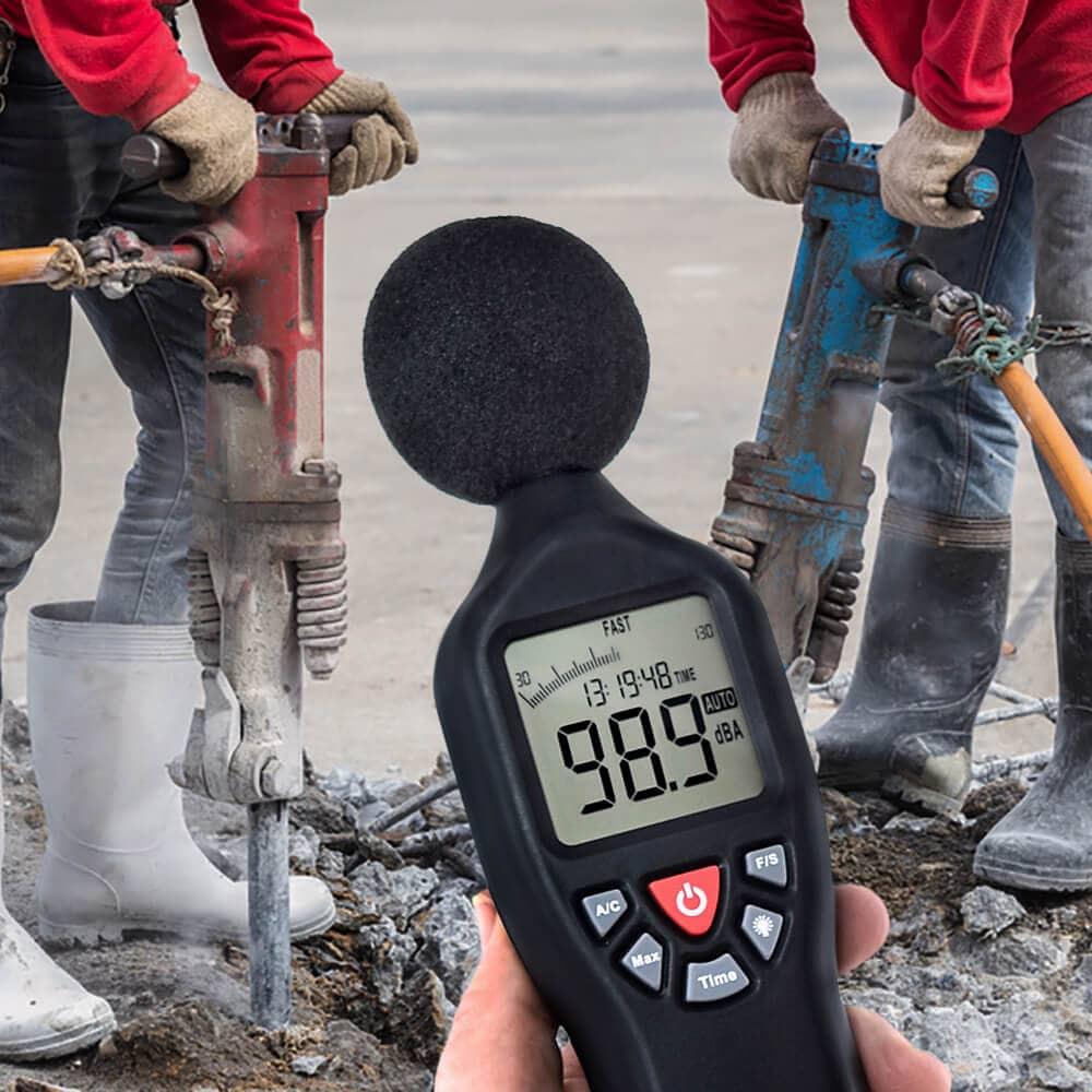 Sound Level Decibel Meter eS440A