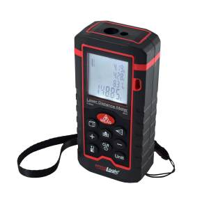 ennoLogic laser distance meter is an infrared tape measure.