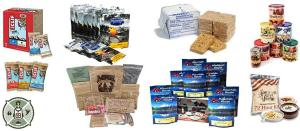 Bug Out Bag Food Supply for 72 hours