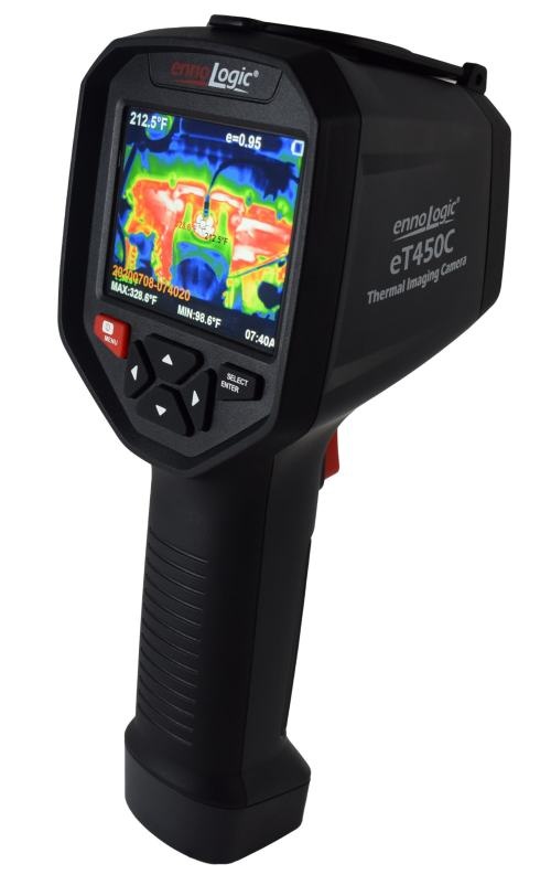 Thermal Imager with WiFi - Thermal Imaging Infrared Camera ennoLogic eT450C