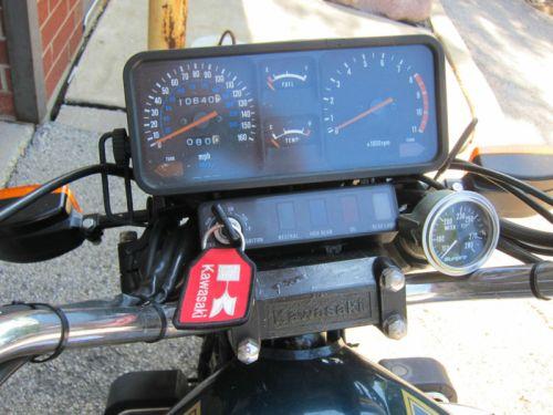 KZ1300 Dash