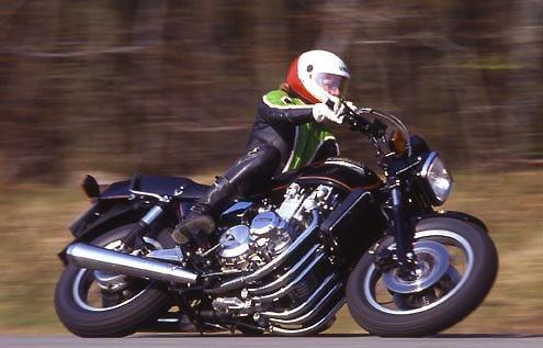 KZ1300 Ride