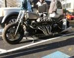 Lamborghini Motorcycle V12 3