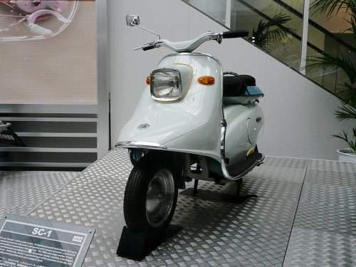 Yamaha SC-1
