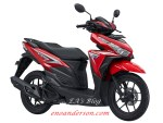 Vario 150 Byonic Red