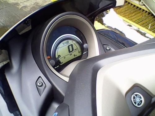 Yamaha NMax Speedometer