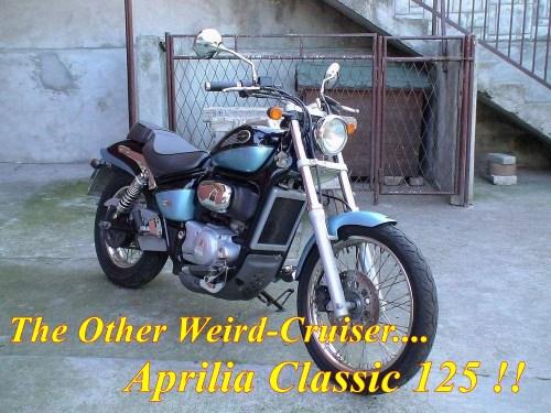 Aprilia Classic 125 Main
