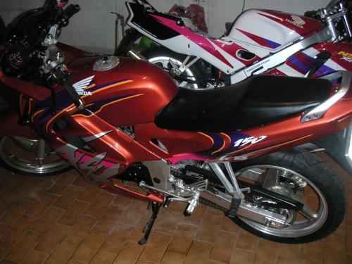 Honda FSX 150