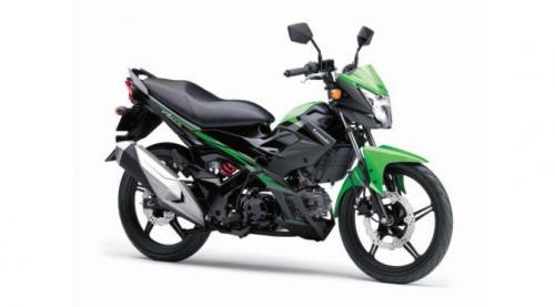 New Kawasaki Athlete Pro 2