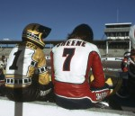 Barry Sheene vs Kenny Roberts