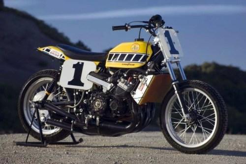 Yamaha TX750 Kenny Roberts