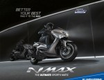 Yamaha NMAX Brosur