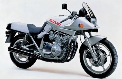 Suzuki GSX-1100S Katana