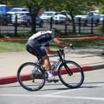 自転車押して帰ったら前輪がカッコよくなってたwww