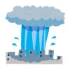 ゲリラ豪雨酷すぎてマンションがビート刻みだした😱