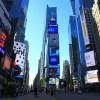タイムズスクエアの新しい3D看板がすごすぎる……😳