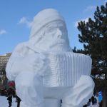 北欧の地に突如現れた雪像がトラウマ級wwwwwww