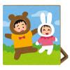 北海道のおみやげ屋に設置された「顔出し看板」が悪夢すぎるw
