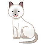猫が珍しく大人しいのでトイレに行ったら…理由が分った😱