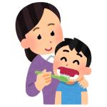 お母さんの「仕上げ歯磨き」を嫌がる3歳児に口を開けてもらうアイデアが素晴らしいww
