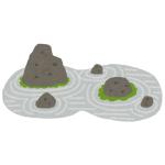 磁力でコントロールされた鉄球が砂に模様を描く『枯山水マシーン』