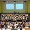 立教大学の「教室の開放状況」を知らせる端末がエヴァすぎると話題にw
