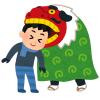 「これはトラウマかも…」沖縄の獅子舞がインパクト抜群www