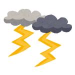 神の雷! ボストンのヨットハーバーに落ちた雷の破壊力がエグい😨