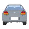 """【衝撃】ウインカーなしで割り込んできた車をよく見たら…ウインカーどころではない""""完全にアウト""""な車だった😱"""