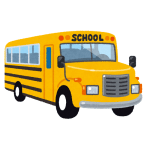 【動画】米ミネソタ州ではスクールバスが真横に走るらしい…😳