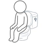 【未来】鍵をかけないと中がスケスケ!? 都内の某公園に建設中のトイレが話題に🤔