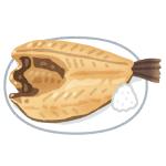 ホッケを食べたいんだけど…圧がすごくて食べられない😂