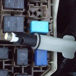 ポジションランプ交換(SE3P)