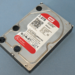 Western Digital WD Red(WD20EFRX)