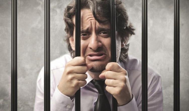 Dipenjara Karena Tak Hoki